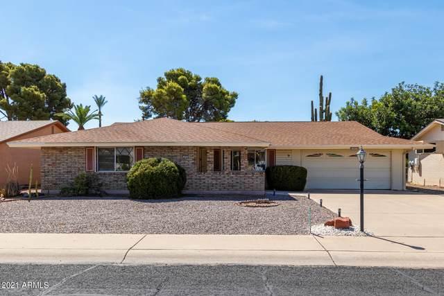10907 W Cumberland Drive, Sun City, AZ 85351 (MLS #6269439) :: The Daniel Montez Real Estate Group