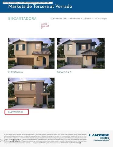2175 N Marketside Avenue, Buckeye, AZ 85396 (MLS #6269440) :: West Desert Group | HomeSmart