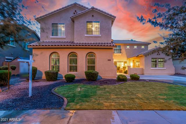 2752 E Palmer Street, Gilbert, AZ 85298 (MLS #6269442) :: Klaus Team Real Estate Solutions