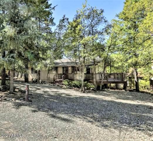 17670 S Mustang Road, Munds Park, AZ 86017 (MLS #6269449) :: Balboa Realty