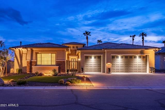 2208 N 168TH Avenue, Goodyear, AZ 85395 (MLS #6269450) :: Keller Williams Realty Phoenix