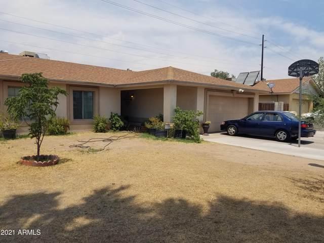 5104 N 71St Avenue, Glendale, AZ 85303 (MLS #6269451) :: The Daniel Montez Real Estate Group