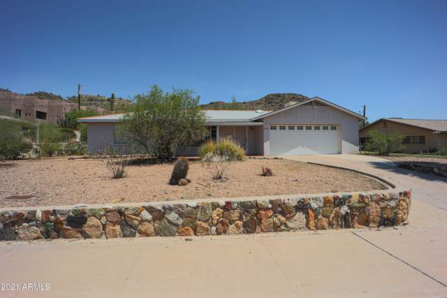 9815 N 4TH Avenue, Phoenix, AZ 85021 (MLS #6269453) :: Conway Real Estate
