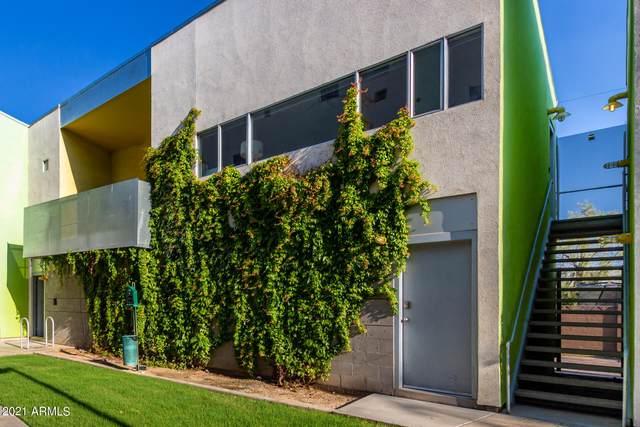1111 W University Drive #2027, Tempe, AZ 85281 (MLS #6269455) :: Yost Realty Group at RE/MAX Casa Grande