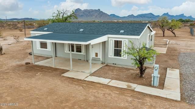 14690 W Virgo Drive, Eloy, AZ 85131 (MLS #6269467) :: Yost Realty Group at RE/MAX Casa Grande