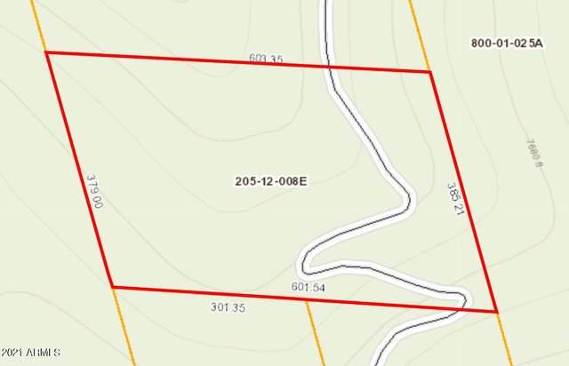 0 Mt. Union Road, Prescott, AZ 86303 (MLS #6269470) :: Dijkstra & Co.