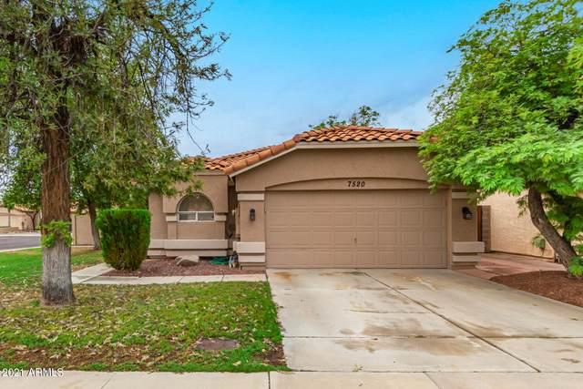 7520 W Taro Lane, Glendale, AZ 85308 (MLS #6269475) :: Synergy Real Estate Partners