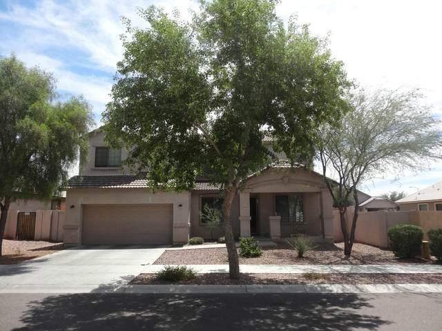 14875 N 135TH Lane, Surprise, AZ 85379 (MLS #6269477) :: The Daniel Montez Real Estate Group
