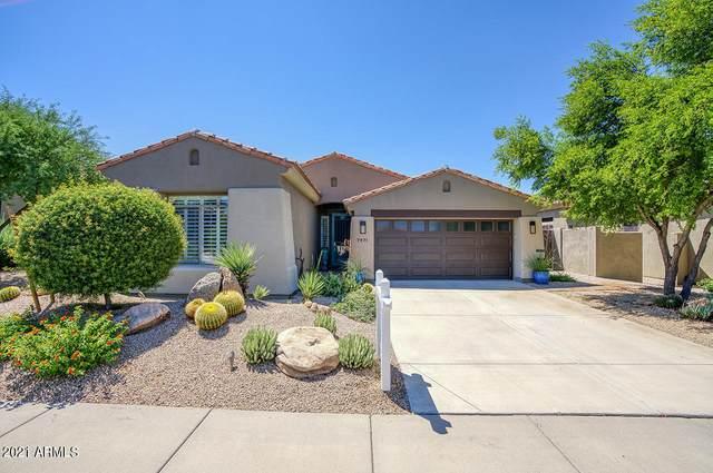 7971 E Feathersong Lane, Scottsdale, AZ 85255 (MLS #6269509) :: Kepple Real Estate Group