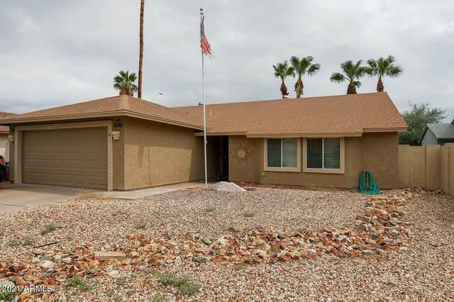 6249 E Beck Lane, Scottsdale, AZ 85254 (MLS #6269517) :: Dijkstra & Co.