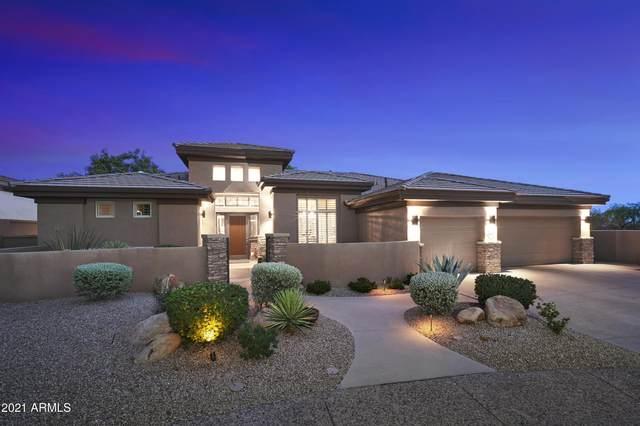 8309 E Feathersong Lane, Scottsdale, AZ 85255 (MLS #6269533) :: Dijkstra & Co.