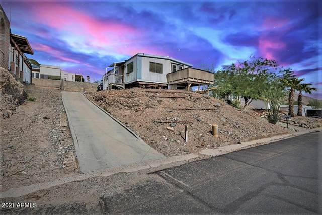 13206 N 19TH Street, Phoenix, AZ 85022 (#6269549) :: Long Realty Company