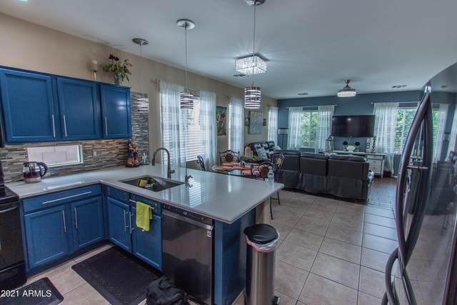 15843 N 164TH Lane, Surprise, AZ 85388 (MLS #6269552) :: The Daniel Montez Real Estate Group