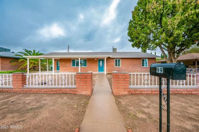 99 E James Drive, Sierra Vista, AZ 85635 (MLS #6269559) :: West Desert Group | HomeSmart