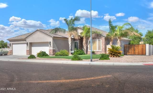 2359 N Horseshoe Circle, Casa Grande, AZ 85122 (MLS #6269562) :: Service First Realty