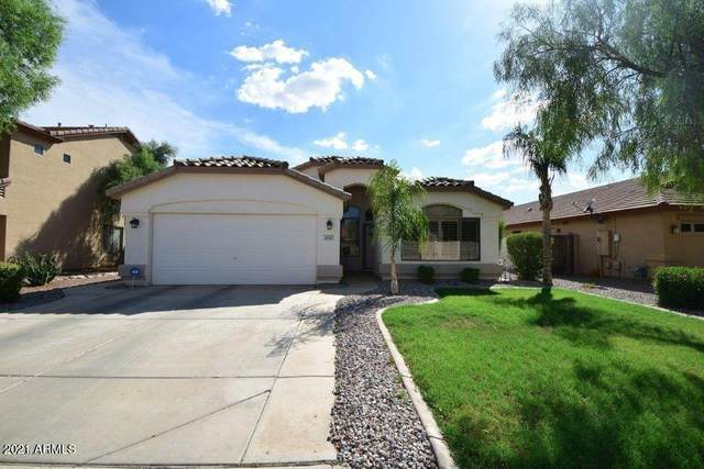 6130 S Silver Drive, Chandler, AZ 85249 (MLS #6269564) :: The Laughton Team