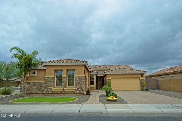 9984 W Patrick Lane, Peoria, AZ 85383 (MLS #6269568) :: The Laughton Team