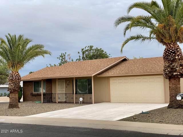 9503 W Hitching Post Drive, Sun City, AZ 85373 (MLS #6269580) :: Dave Fernandez Team | HomeSmart