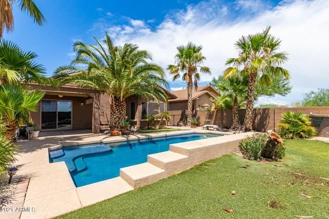 7525 W Springfield Way, Florence, AZ 85132 (MLS #6269587) :: Kepple Real Estate Group