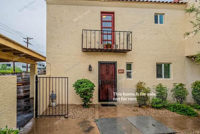 4812 N 73RD Street, Scottsdale, AZ 85251 (MLS #6269589) :: The Carin Nguyen Team