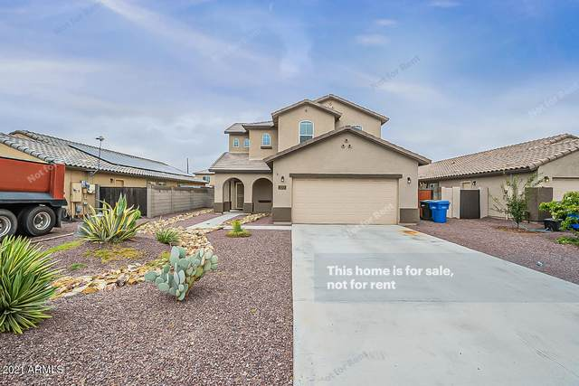 2219 E Contention Mine Road, Phoenix, AZ 85022 (MLS #6269600) :: West Desert Group | HomeSmart