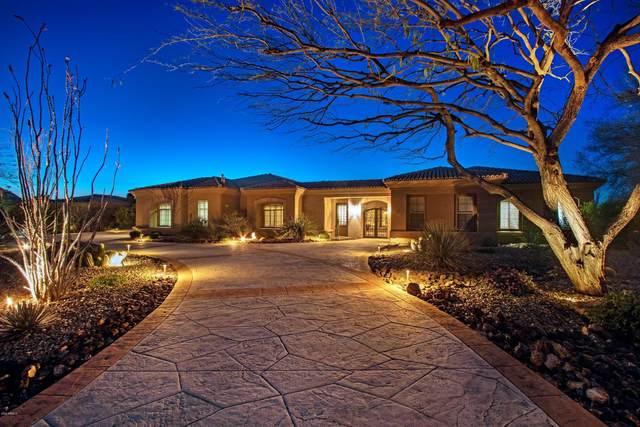 8242 E Soaring Eagle Way, Scottsdale, AZ 85266 (MLS #6269604) :: Keller Williams Realty Phoenix