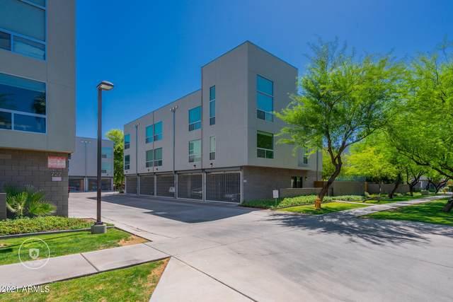 727 E Portland Street #38, Phoenix, AZ 85006 (MLS #6269607) :: The Carin Nguyen Team