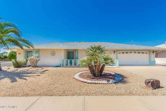 12918 W Skyview Drive, Sun City West, AZ 85375 (MLS #6269636) :: Yost Realty Group at RE/MAX Casa Grande