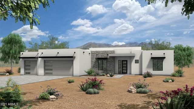 Xx32 N 154 Street Lot 4, Scottsdale, AZ 85262 (MLS #6269645) :: CANAM Realty Group