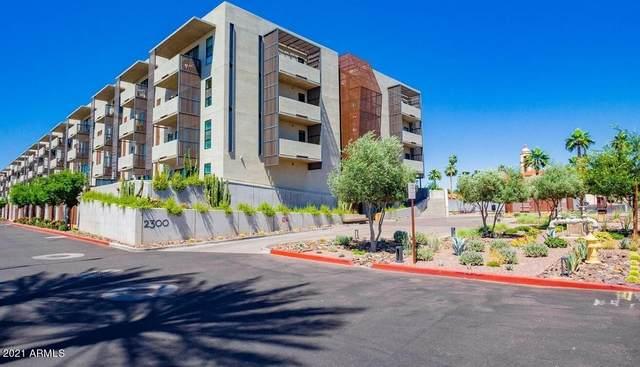 2300 E Campbell Avenue #115, Phoenix, AZ 85016 (#6269671) :: Long Realty Company