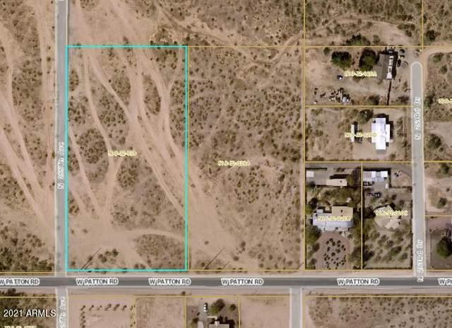 25430 Aprx W Patton Road, Wittmann, AZ 85361 (MLS #6269685) :: The Newman Team