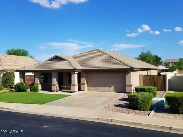 9417 E Plata Avenue, Mesa, AZ 85212 (MLS #6269687) :: The Daniel Montez Real Estate Group