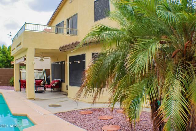 8825 W Quail Avenue, Peoria, AZ 85382 (MLS #6269692) :: The Newman Team