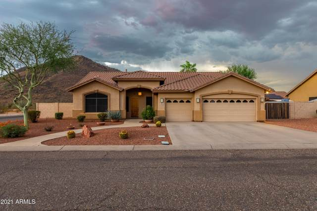 5642 W Whispering Wind Drive, Glendale, AZ 85310 (MLS #6269696) :: Yost Realty Group at RE/MAX Casa Grande