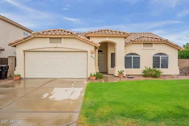 8470 W Grovers Avenue, Peoria, AZ 85382 (MLS #6269702) :: The Laughton Team
