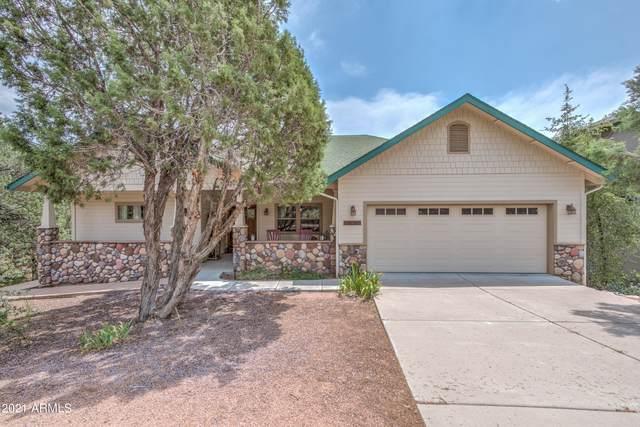 805 W St Moritz Drive, Payson, AZ 85541 (#6269710) :: Luxury Group - Realty Executives Arizona Properties