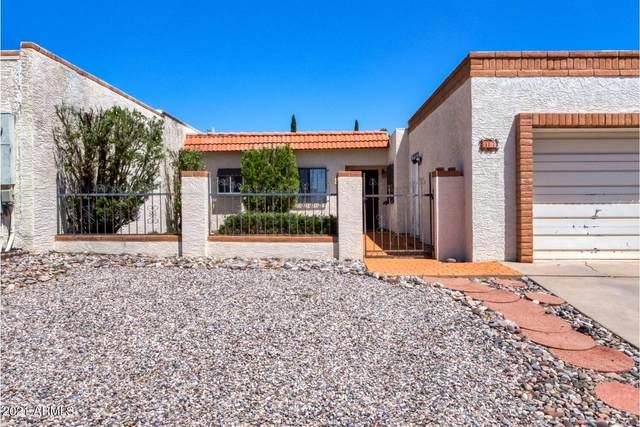 1109 Carmelita Drive, Sierra Vista, AZ 85635 (MLS #6269711) :: Justin Brown   Venture Real Estate and Investment LLC
