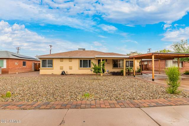 723 W Marshall Avenue, Phoenix, AZ 85013 (MLS #6269717) :: Jonny West Real Estate