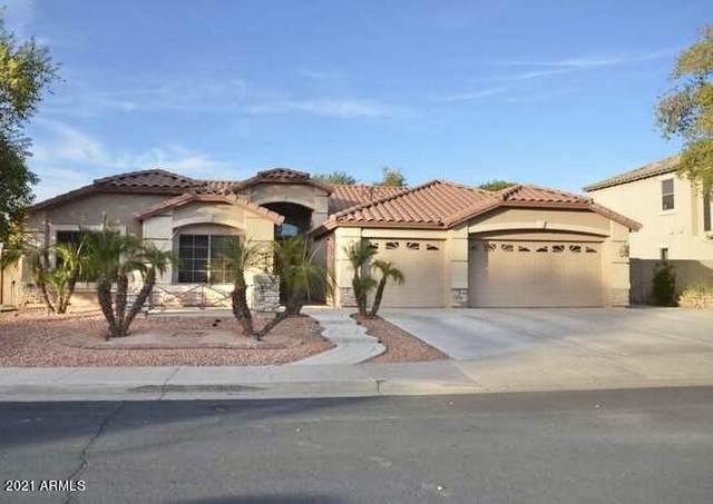 750 E Grand Canyon Drive, Chandler, AZ 85249 (MLS #6269737) :: Keller Williams Realty Phoenix
