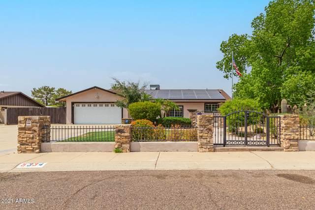 5334 W Greenway Road, Glendale, AZ 85306 (MLS #6269740) :: Keller Williams Realty Phoenix