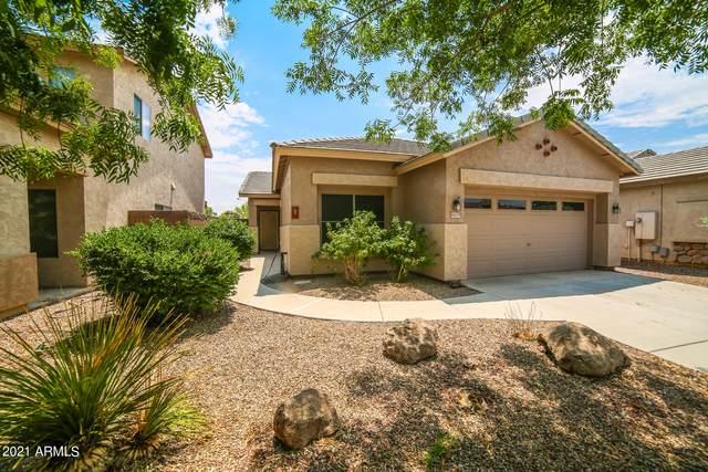 44229 W Venture Lane, Maricopa, AZ 85139 (MLS #6269746) :: Kepple Real Estate Group