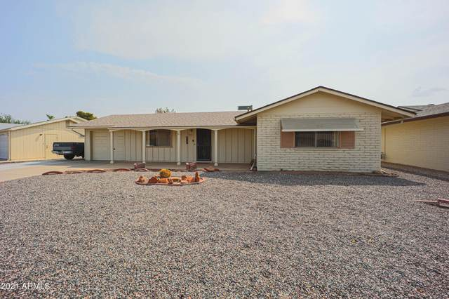 10227 W El Dorado Drive, Sun City, AZ 85351 (MLS #6269763) :: The Copa Team | The Maricopa Real Estate Company