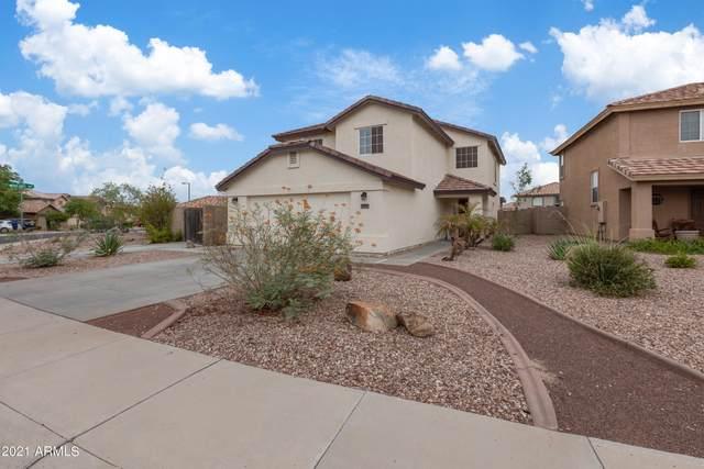 244 N 222ND Drive, Buckeye, AZ 85326 (MLS #6269779) :: Kepple Real Estate Group