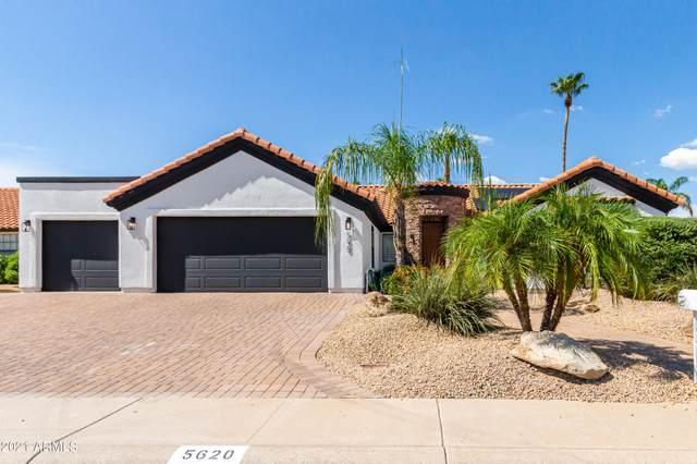 5620 E Le Marche Avenue, Scottsdale, AZ 85254 (MLS #6269780) :: Keller Williams Realty Phoenix