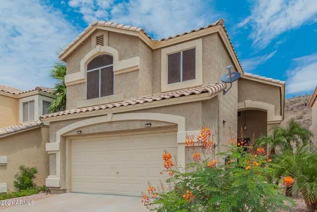 2110 E Briarwood Terrace, Phoenix, AZ 85048 (MLS #6269782) :: Keller Williams Realty Phoenix