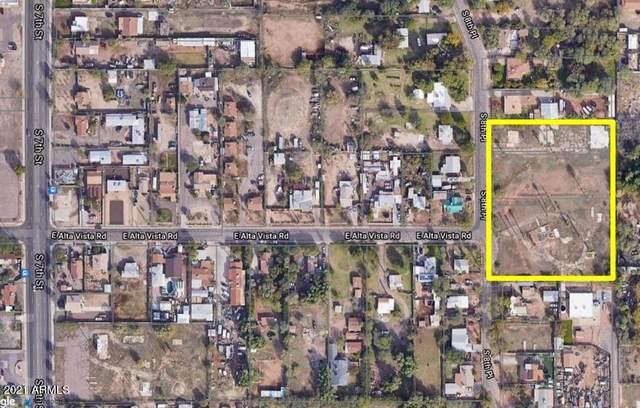 6401 S 8TH Place, Phoenix, AZ 85042 (MLS #6269789) :: Kepple Real Estate Group