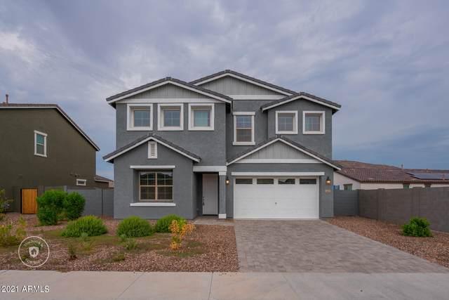 545 S 199TH Drive, Buckeye, AZ 85326 (MLS #6269792) :: Klaus Team Real Estate Solutions