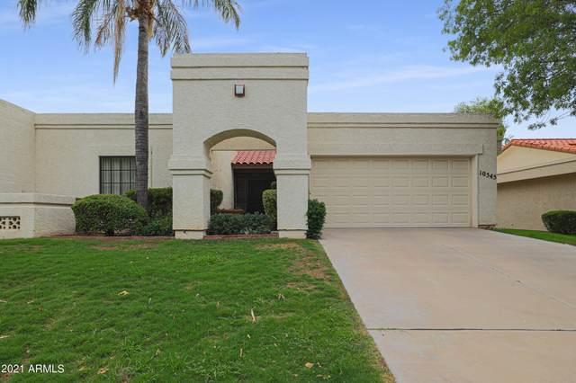 10545 E Gold Dust Circle, Scottsdale, AZ 85258 (MLS #6269797) :: The Garcia Group
