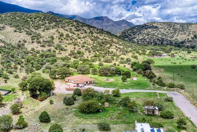 TBD E Apache Pt Road, Hereford, AZ 85615 (MLS #6269810) :: West Desert Group | HomeSmart