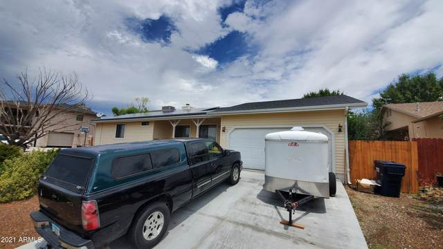 7020 E Roundup Drive, Prescott Valley, AZ 86314 (MLS #6269814) :: Conway Real Estate
